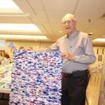 From milk bags to mats to mission