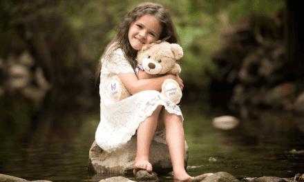 Buy a Sloan bear to comfort kids with illness
