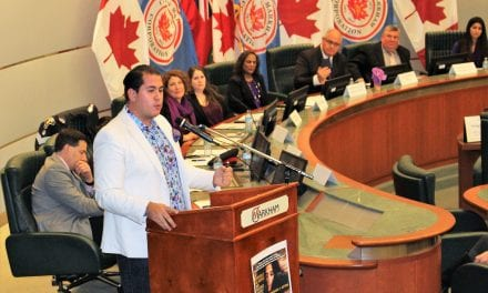 City holds event for victims of gender-based violence