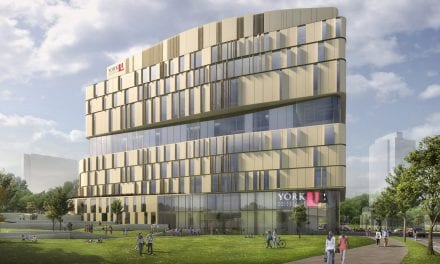 The look of Markham university campus revealed