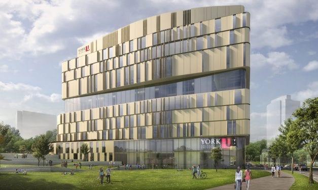 The look of Markham university campus revealed