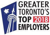 Five York Region companies place in 2018 Greater Toronto Top 100 Employers competition