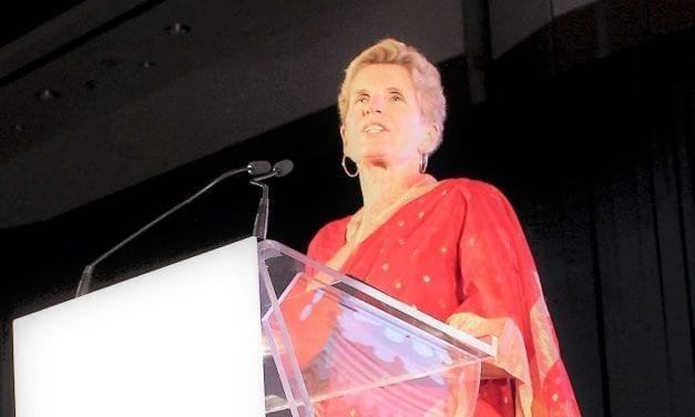 Tamil community honoured