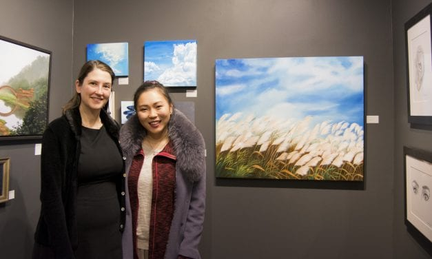 Winged Canvas Gallery Kicks Off the New Year with January Art Show