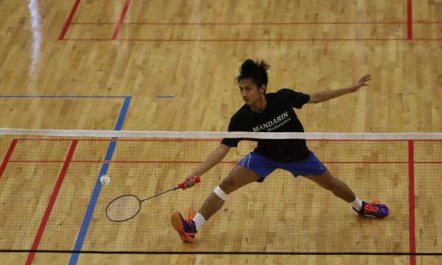 Amateur badminton players to compete at Bujak Open
