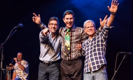 Buddy Wasisname brings the funny and the folk on their last tour