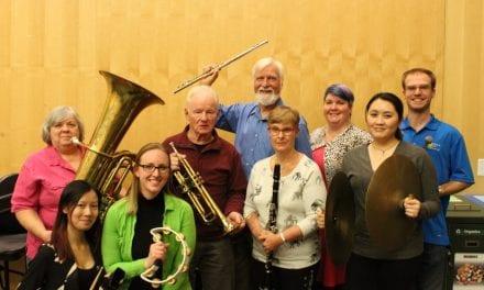Markham Concert Band rocks the Flato Markham Theatre