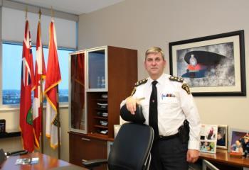Chief Jolliffe builds bridges and community