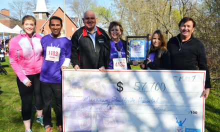 Run for Women supports MSH