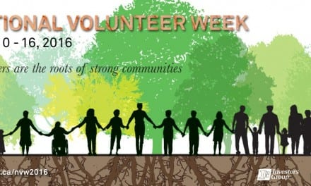 Say thanks to local volunteers