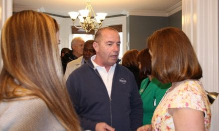 Philpott open house attracts residents and local Liberal