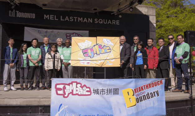City Mosaic adventure explores diversity