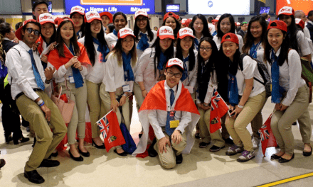 Bayview DECA students shine at the DECA International Competition