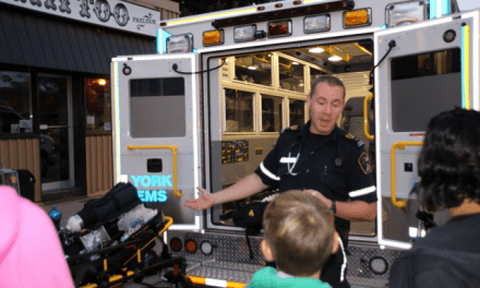 National Paramedic Services Week