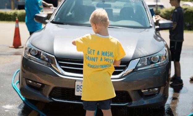 Wash for a Wish Car Wash