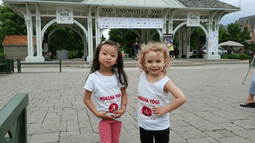 BeFit at Unionville Festival