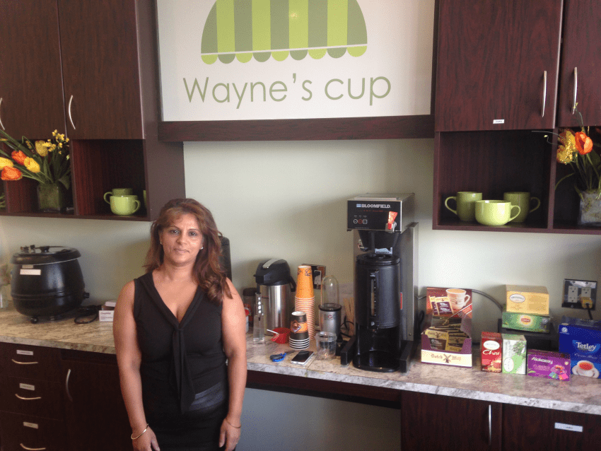 New company offers coffee and independence