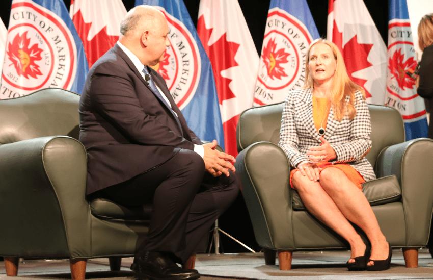 Mayor's annual address a next generational hit