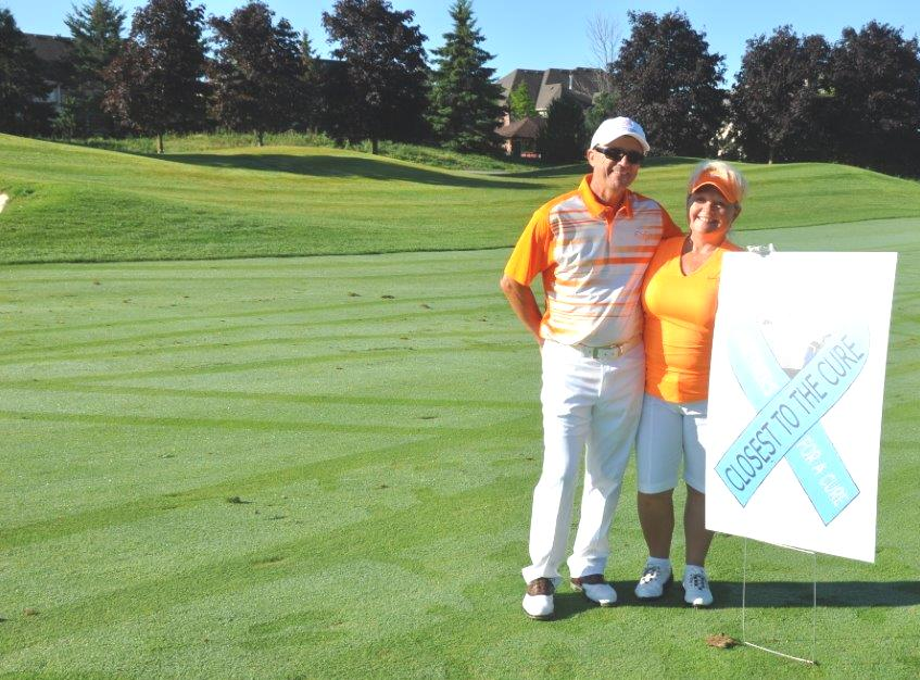 Golf fundraiser supports Prostate Cancer of Canada