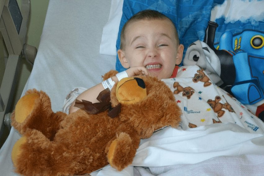 teddy bear donations