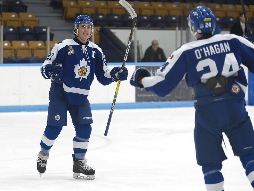 Markham Royals wraps up 2016 playing strong