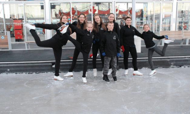 Markham ice rinks are open