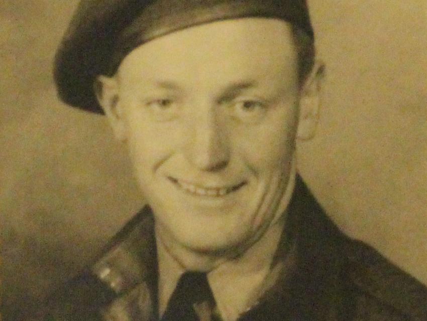 Gaining insight from local war veteran