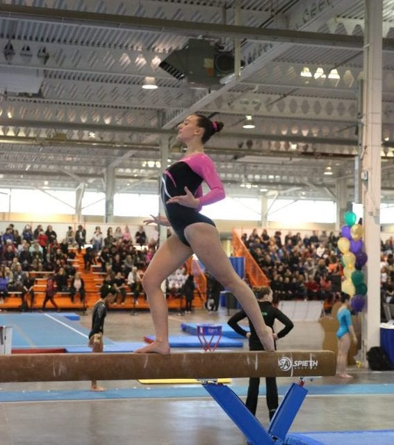 Tristar gymnasts triumph at Provincials