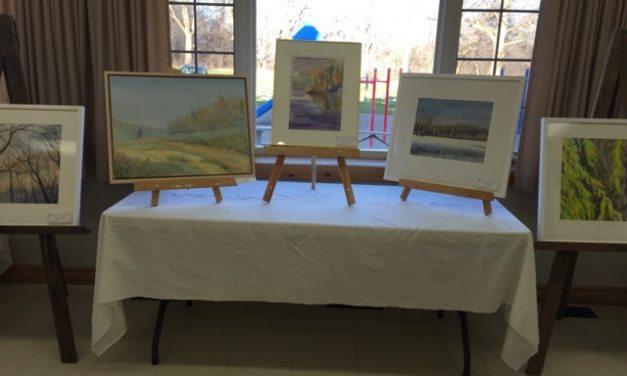 Local artists gather for Lemonville art show
