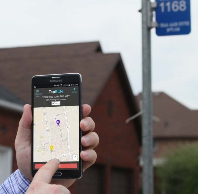 Region's transit embracing high-tech