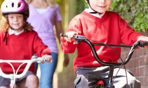 Grab your bike for Bike Month