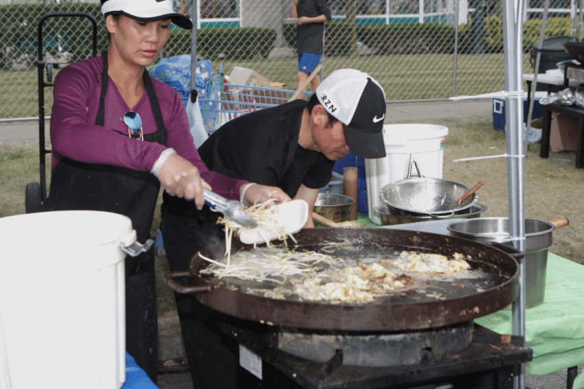 Taste of Asia means three days of great food