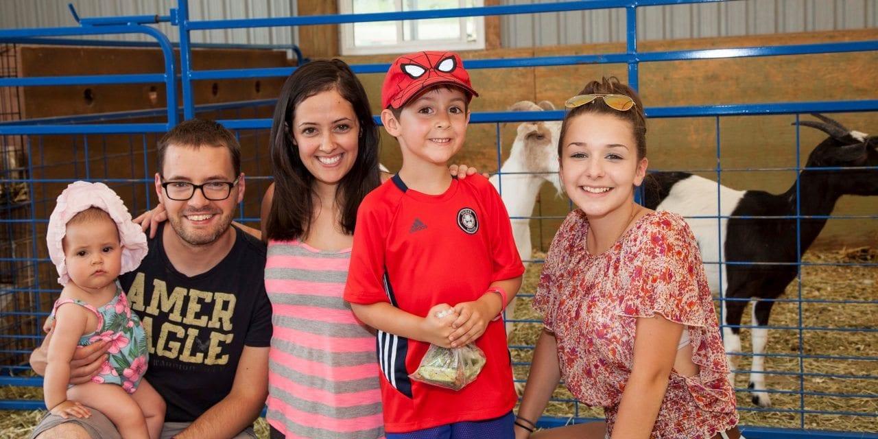 Barn raising event supports MS Crisis Pregnancy Centre