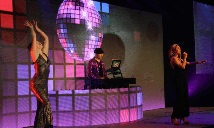 Disco Ball fundraiser a blast from the past