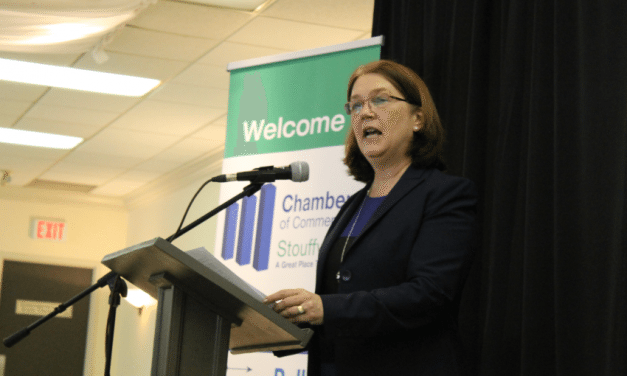 MP Jane Philpott joins discussion on healthcare innovation