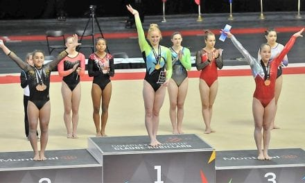 Tristar Shines at Nationals