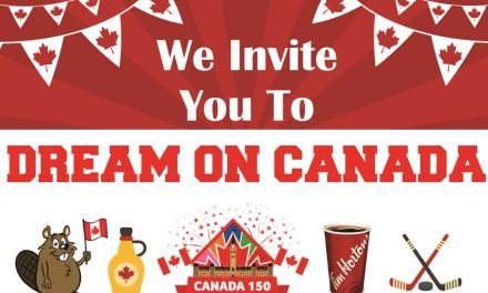 Dream on Canada – Celebrating 150 years of Canada
