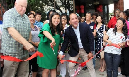 MP Ng officially opens her doors