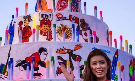 Markham Miss Universe hopeful hold charity fashion event