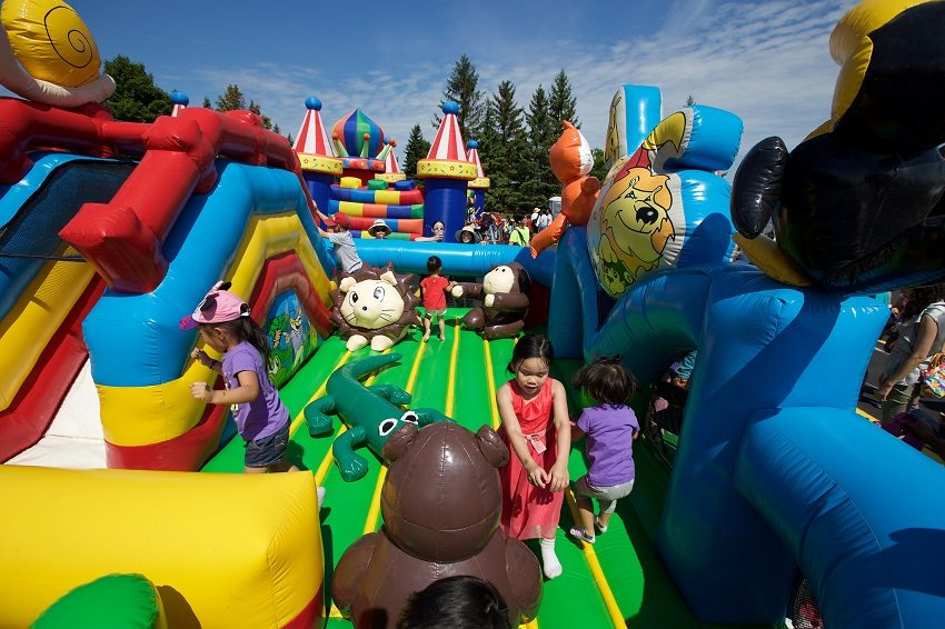Children's festival provides fun for kids of all ages