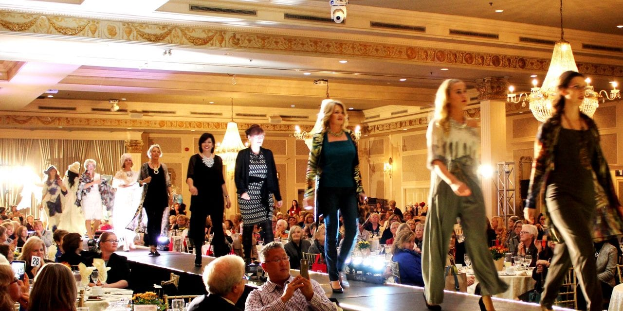 Markhaven Foundation fashion fundraiser