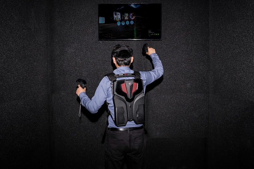 VR elevates the arcade experience