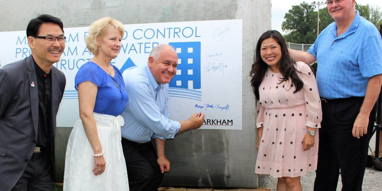 Local water and wastewater infrastructure gets a boost