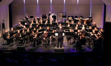 Markham Concert Band celebrates Canada 150th birthday—and its own 40th