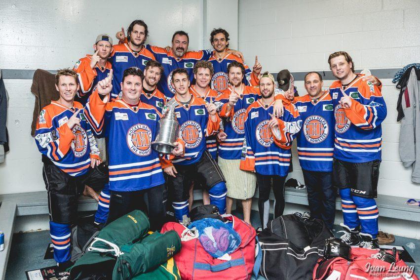 Hockey Helps the Homeless Tournament
