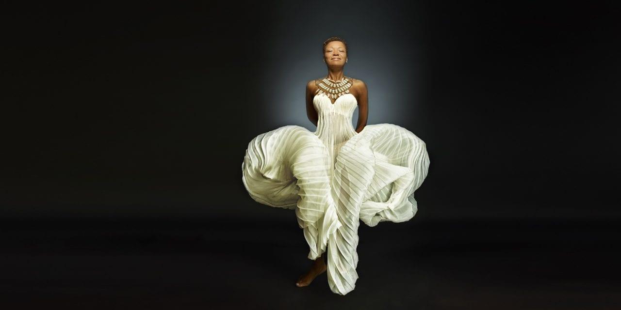 Lisa Simone takes to the Flato Markham Theatre stage