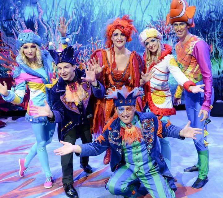 Bubbles everywhere as Latvian troupe floats to Markham stage