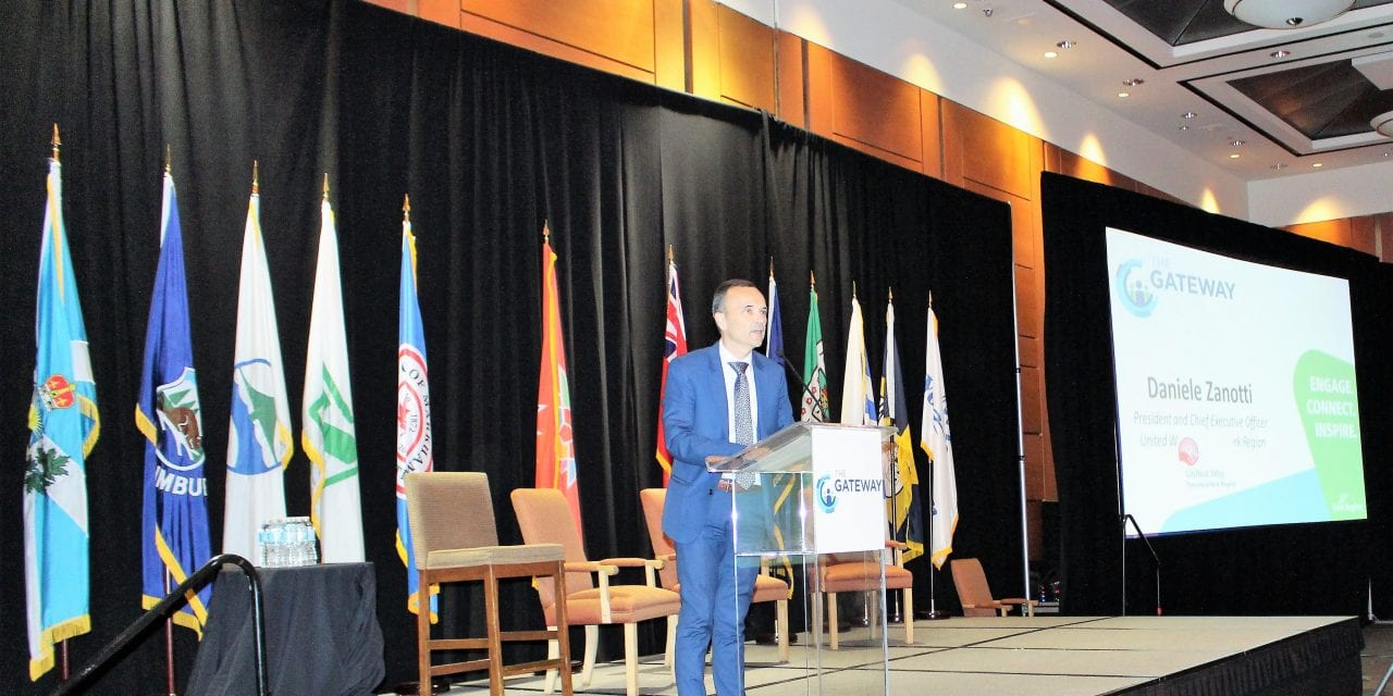 Dignitaries, top executives, community leaders and CEOs come together for Gateway 2017
