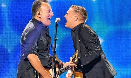 GTA Entertainment: Bryan Adams met his match in Bruce Springsteen at Invictus Games closing ceremony