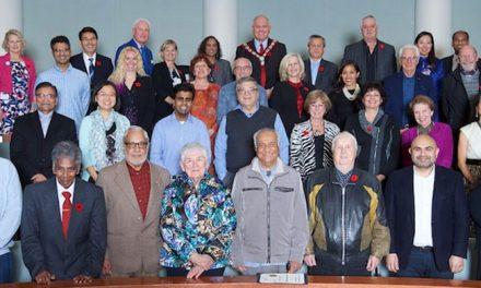 Markham honours advisory committee volunteers